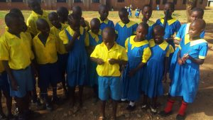 The Water Project:  Oral Hygiene Training