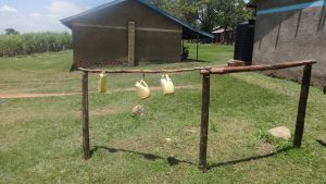The Water Project:  Containers For Hand Washing
