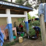 The Water Project: Yongoroo Community, New Life Clinic -  Laundry