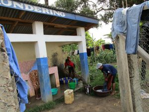 The Water Project:  Laundry