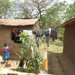 The Water Project: Kitali Community -  Clothesline