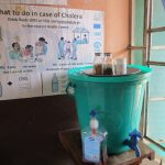 The Water Project: Kasongha Community, Maternal Child Health Post -  Inside The Clinic