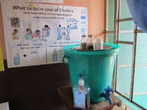 The Water Project:  Inside The Clinic
