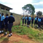 The Water Project: Sipande Secondary School -  Latrines