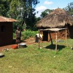 The Water Project: Luvambo Community A -  Household