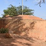 The Water Project: Ndaluni Primary School -  Old Broken Cement Tank