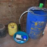 The Water Project: Katalwa Primary School -  Kitchen Water Storage
