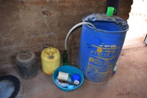 The Water Project:  Kitchen Water Storage
