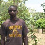 The Water Project: Kitali Community -  Mr Antony