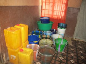 The Water Project:  Water In Clinic