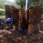 The Water Project: Eshisiru Secondary School -  Latrine Construction