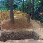 The Water Project: Munyanda Primary School -  Latrine Pit