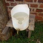 The Water Project: Shitoli Secondary School -  Hand Washing Station