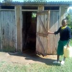 The Water Project: Jidereri Primary School -  Latrines