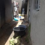 The Water Project: Masera Community A -  Water Containers