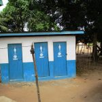 The Water Project: Kasongha Community, Maternal Child Health Post -  Clinic Latrines