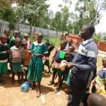 The Water Project: Womulalu Primary School -  Oral Hygiene