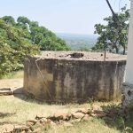 The Water Project: Kithumba Primary School -  Old Broken Tanks