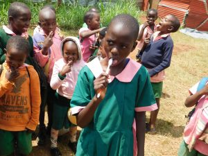 The Water Project:  Oral Hygiene