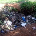 The Water Project: St. Stephen Maraba Secondary School -  Garbage Site