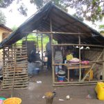 The Water Project: Tintafor, Fire Force Barracks Community -  Outdoor Kitchen