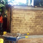 The Water Project: Munyanda Primary School -  Latrine Construction