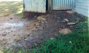 The Water Project:  Overflowing Latrines