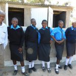 The Water Project: Mutsuma Secondary School -  New Latrines