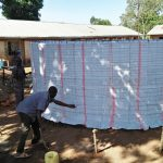 The Water Project: Munyanda Primary School -  Tank Construction