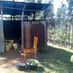 The Water Project: Kenneth Marende Primary School -  School Kitchen
