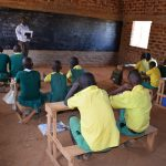 The Water Project: Nzalae Primary School -  Students In Class