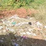 The Water Project: Ndaluni Primary School -  Garbage Site