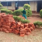 The Water Project: Womulalu Primary School -  Bricks