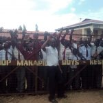 The Water Project: Bishop Makarios Secondary School -  School Gate