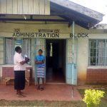 The Water Project: Shitoli Secondary School -  Office Block