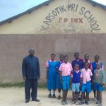 The Water Project: Kapsotik Primary School -  School