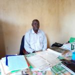 The Water Project: Lugango Primary School -  School Principal