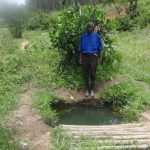 The Water Project: Masera Community -  Current Water Source