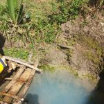 The Water Project: Matsakha C Community -  Fasilia Hassan Fetching Water