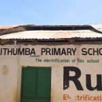 The Water Project: Kithumba Primary School -  Headteacher Office