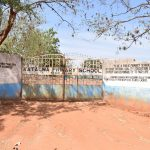 The Water Project: Katalwa Primary School -  School Gate