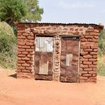 The Water Project: Nzalae Primary School -  Girls Latrines