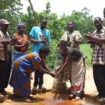 The Water Project: Eshitowa Community -  Clean Water