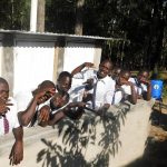 The Water Project: Eshisiru Secondary School -  New Latrines