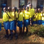 The Water Project: Munyanda Primary School -  Hand Washing Station