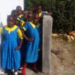 The Water Project: Munyanda Primary School -  New Latrines