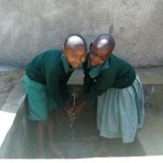 The Water Project: Madivini Primary School -  Clean Water