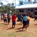 The Water Project: Kenneth Marende Primary School -  Students On School Grounds