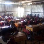 The Water Project: Shikhondi Girls Secondary School -  Students In Class