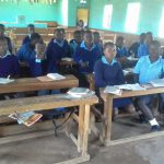 The Water Project: Kamuluguywa Secondary School -  Students In Class